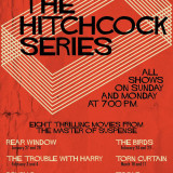 suspense_distressed Hitchcock series flyer