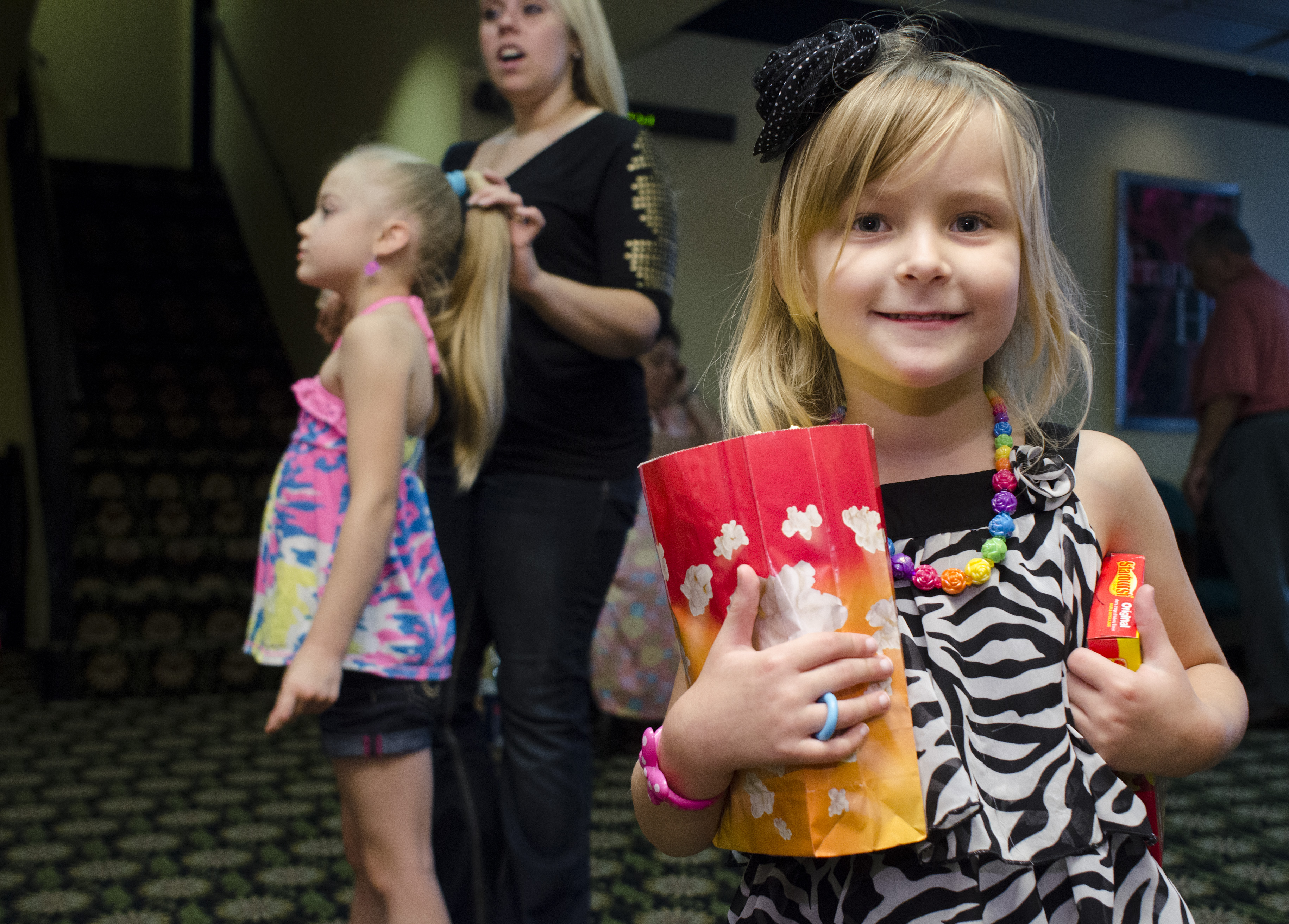 From The Films Went To The Big Brothers Big Sisters Of Athens County Movie Fans Joined Us For Free Popcorn Courtesy Of Shagbark Seed Mill Raffles