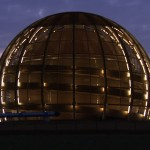Particle-Fever_03_CERN-Globe-of-Science-and-Innovation-at-night_Photo-Courtesy-of-PF-Productions