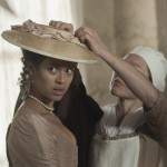 Gugu Mbatha-Raw in the title role of Belle.