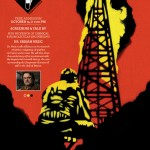 October 14, 2014: THERE WILL BE BLOOD, featuring a talk with Dr. Srdjan Nesic, whose talk focused on his research related to mitigating oil pipeline corrosion and erosion.