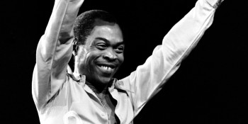 France Paris Fela Kuti