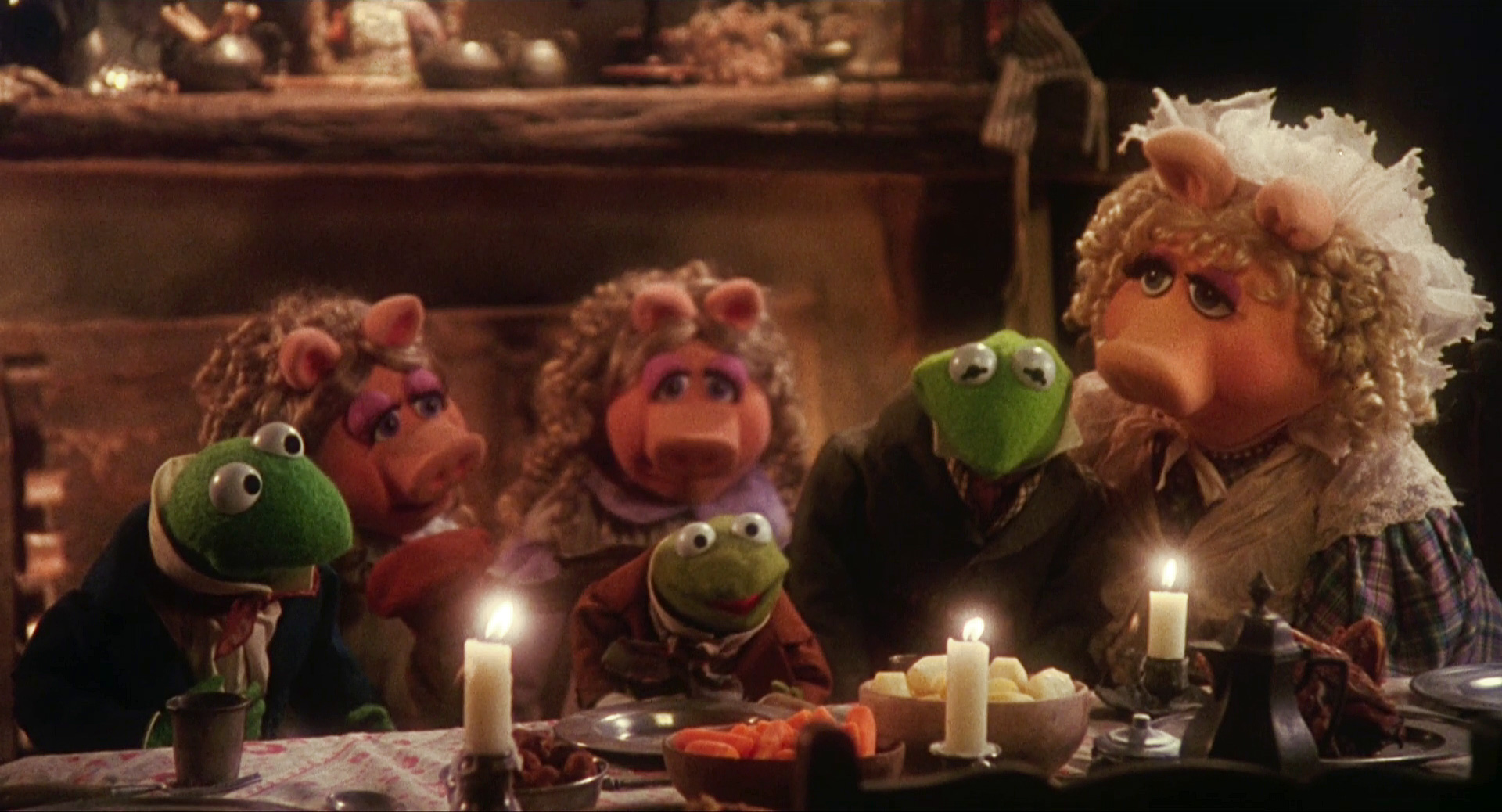 The Muppet Christmas Carol Trailer 1992.Holiday Film Series The Muppet Christmas Carol The Athena