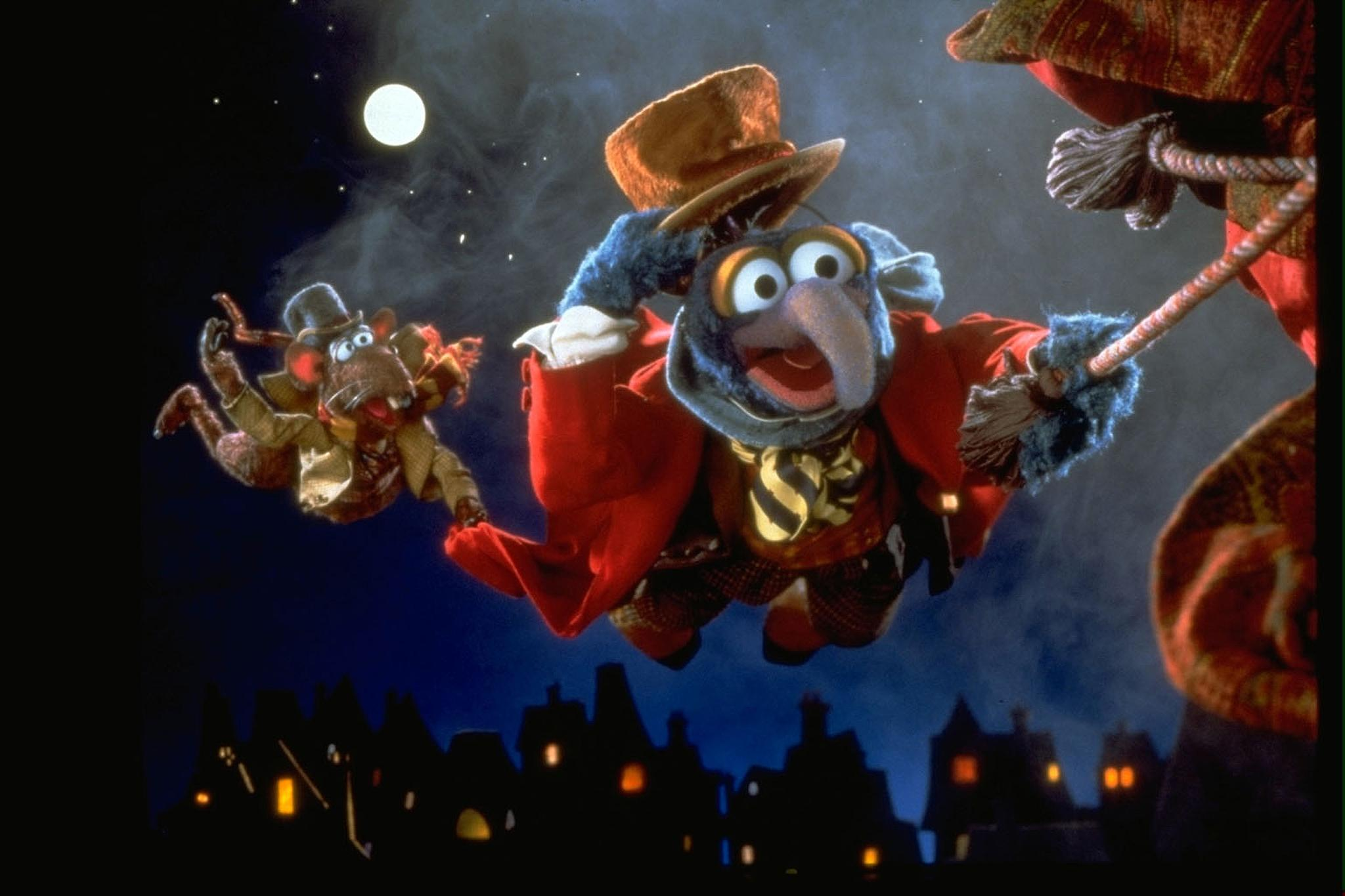 The Muppet Christmas Carol Trailer.Holiday Film Series The Muppet Christmas Carol The Athena