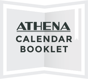 Athena Cinema Calendar Booklet