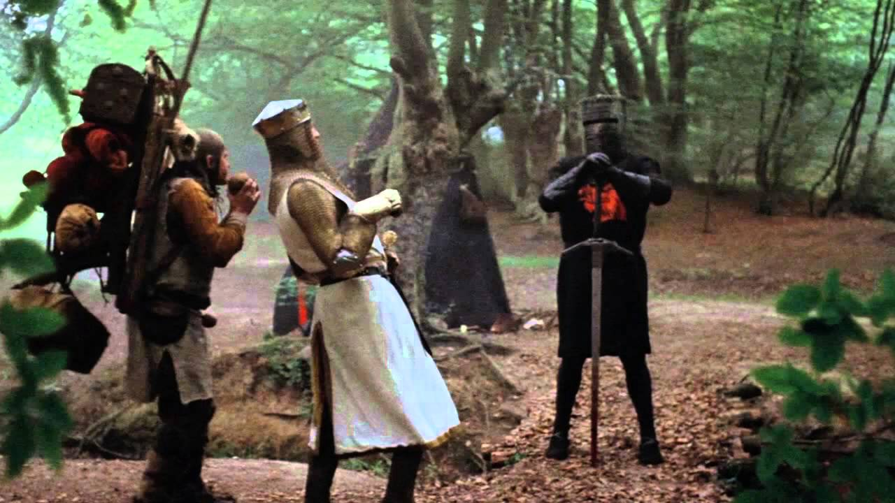 Dads Weekend: MONTY PYTHON & THE HOLY GRAIL | The Athena Cinema